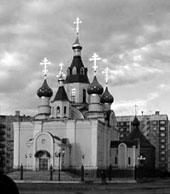 Церковь (Норильск, ул. Пушкина)