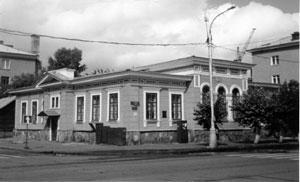 Контора купца П.И. Кузнецова. Архитектор А.Ф. Хейн