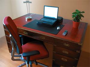 Домашний офис. Рабочий стол